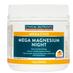 EN Mega Magnesium Night 126g
