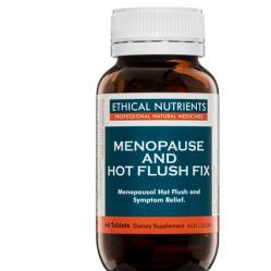 EN Menopause & Hot Flush Fix 60tabs