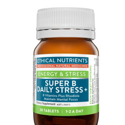 EN Super B Daily Stress+ 30tabs