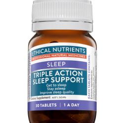 EN Triple Action Sleep Support 30tabs