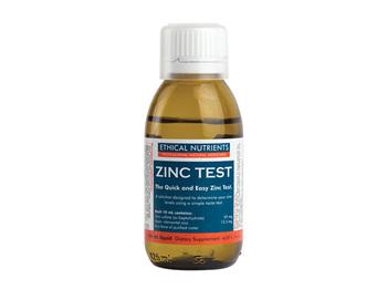EN - Zinc Test