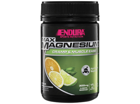 Endura Max Cramp and Muscle Ease Citrus 260g