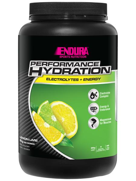 Endura Rehydration Performance Fuel Lemon Lime 2kg