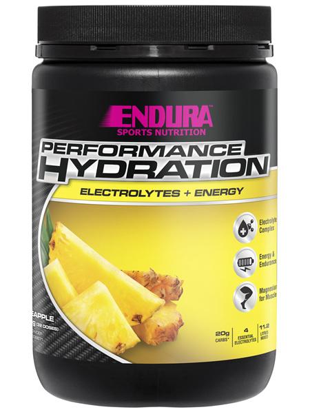 Endura Rehydration Performance Fuel Pineapple 800g