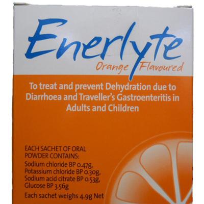 Enerlyte Orange 10 Sachets