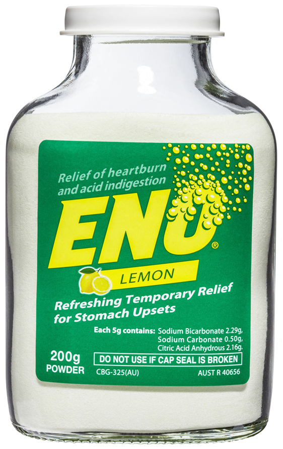 Eno Lemon Powder 200g