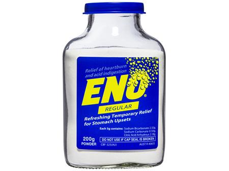 Eno Regular Antacid Powder 200g