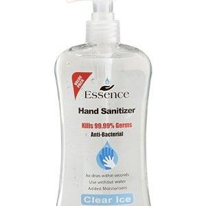ESSENCE Hand Sanitiser Clear Ice 1l