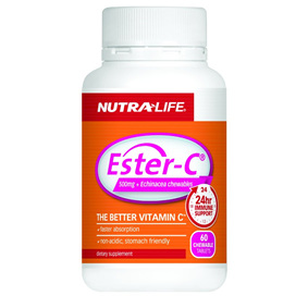 Ester C Echinacea Chew 60