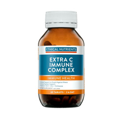 ETHICAL NUTRIENTS Extra C Immune Complex 60tabs