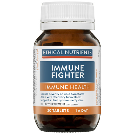 ETHICAL NUTRIENTS Immune Defence 60tabs