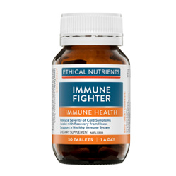 ETHICAL NUTRIENTS Immune Fighter 30caps
