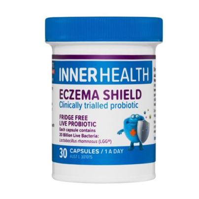 ETHICAL NUTRIENTS Inner Health Eczema Shield 30cap