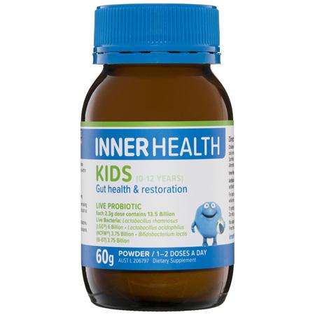 ETHICAL NUTRIENTS Inner Health for Kids 60g