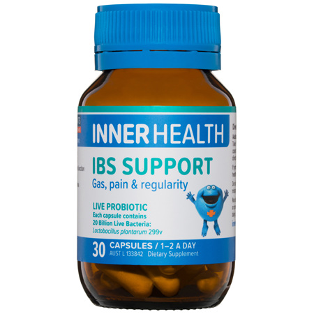 ETHICAL NUTRIENTS Inner Health IBS Support 30caps
