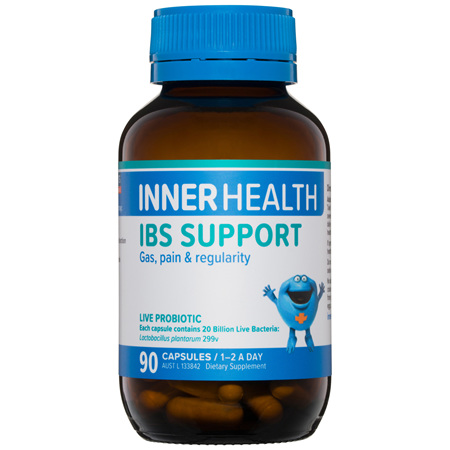 ETHICAL NUTRIENTS Inner Health IBS Support 90caps