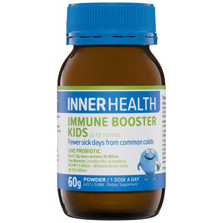 ETHICAL NUTRIENTS Inner Health Immune Boost Kids 60g