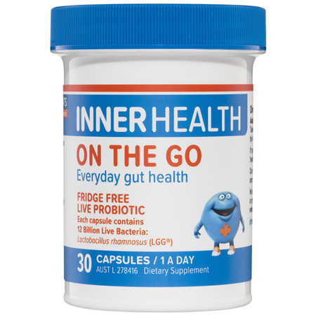 ETHICAL NUTRIENTS Inner Health On the Go 30caps
