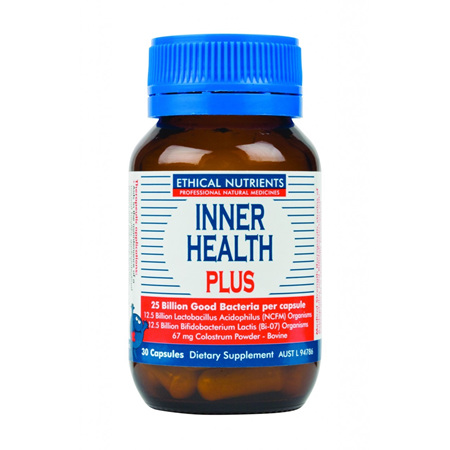 Ethical Nutrients Inner Health Plus 30 caps
