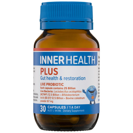ETHICAL NUTRIENTS Inner Health Plus 30caps