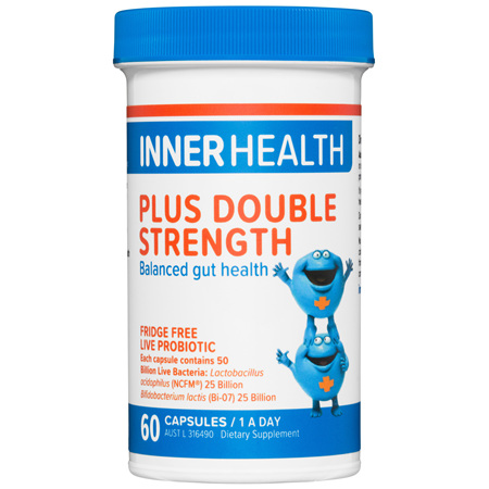 ETHICAL NUTRIENTS Inner Health Plus Double Strength 60cap