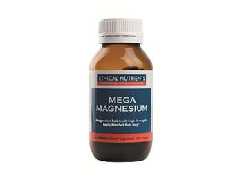 Ethical Nutrients Mega Magnesium 60 Tabs