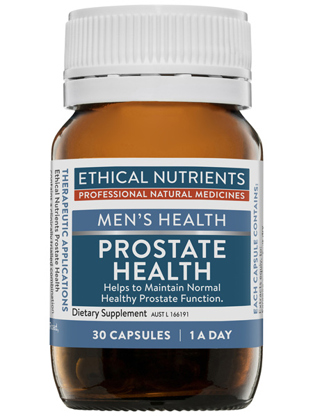 Ethical Nutrients Men's Prostate Health 30 Capsules