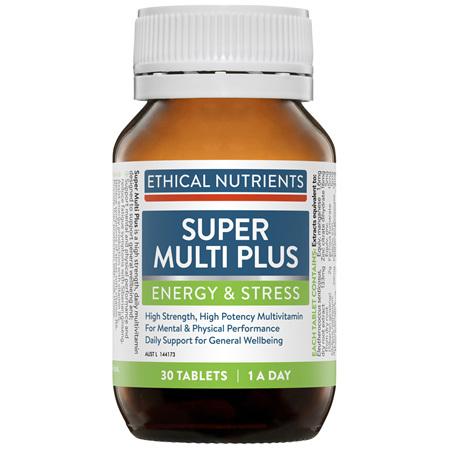 ETHICAL NUTRIENTS Super Multi Plus 30tabs