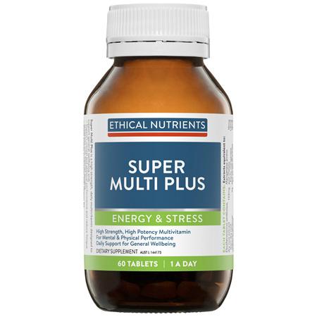 ETHICAL NUTRIENTS Super Multi Plus 60tabs