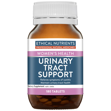 ETHICAL NUTRIENTS Urinary Tract Support 180tabs