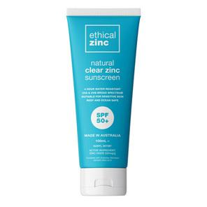 ETHICAL ZINC Natural Clear Zinc 100ml