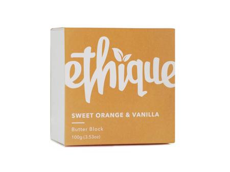 ETHIQUE Body Butter Orange&Van 100g