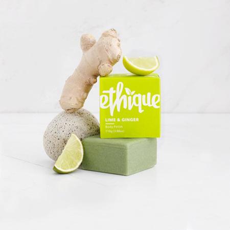 ETHIQUE Body Polish Lime&Gingr 100g