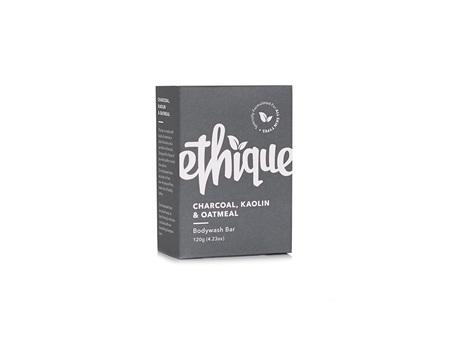 ETHIQUE B/Wash Bar Char/Kao/Oat 120g