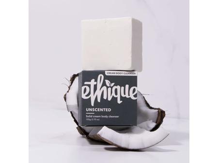 ETHIQUE B/Wash S/C Unsc. 105g Cream