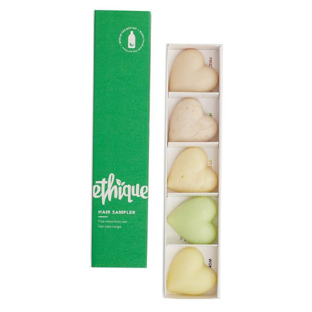 ETHIQUE Hair Sampler Set 5pc