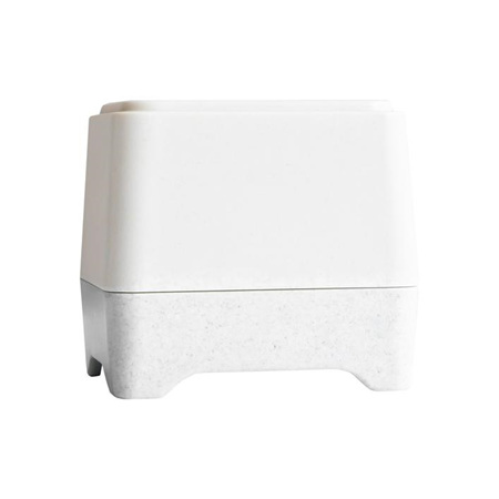 ETHIQUE In-Shower Container White