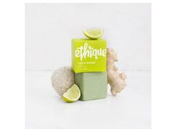 Ethique Lime & Ginger Body Polish Bar