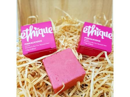 Ethique Pinkalicious Shampoo