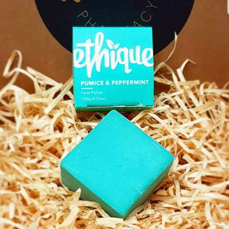 Ethique Pumice & Peppermint Foot Pumice