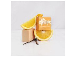 Ethique Sweet Orange & Vanilla Creme Bodywash Bar