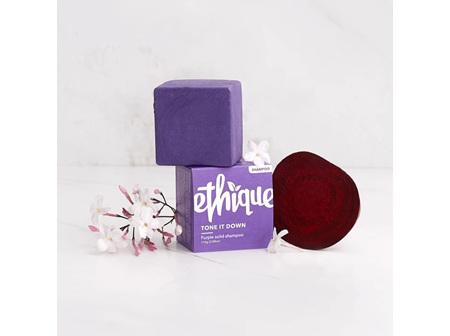 Ethique Tone It Down Purple Shampoo
