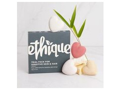 Ethique Trial Pack - for sensitive skin & hair