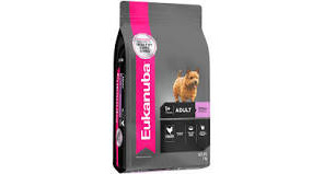 EUK ADULT DOG SMALL BREED 15KG