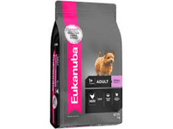 EUK ADULT SMALL BREED DOG 3KG