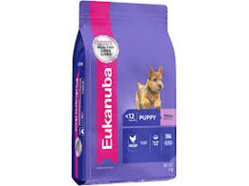 EUK PUPPY SMALL BREED 3KG