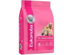EUK WEIGHT CONTROL MED BREED 15KG