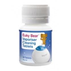 EUKY Bear Vapo Clean Tabs 30s