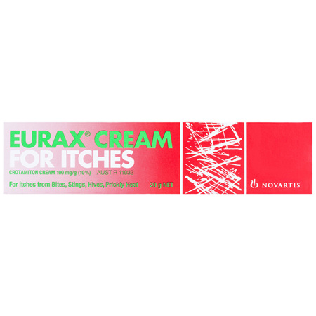 Eurax Cream 10% 20g