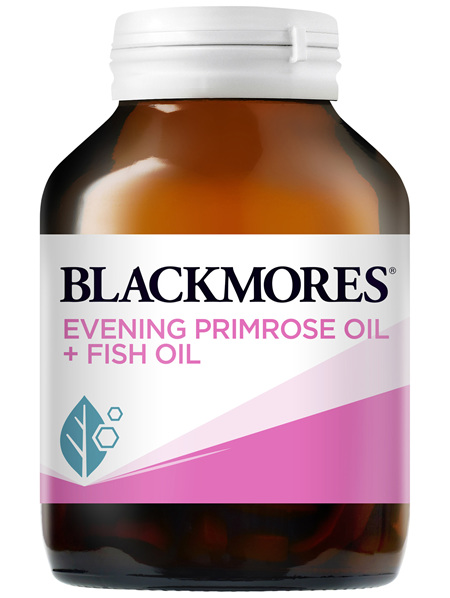 Evening Primrose Oil + Fish Oil 100 Capsules